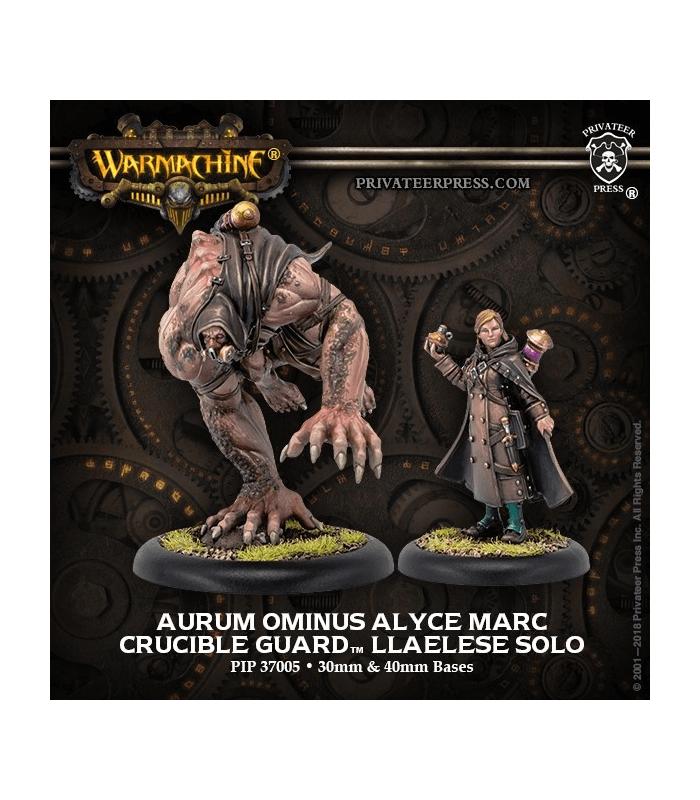 Aurum Ominus Alyce Marc & Big Alyce