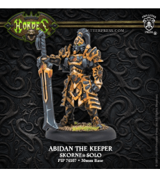 Abidan the Keeper