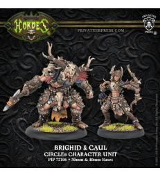 Brighid & Caul