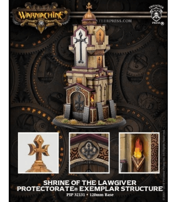 Shrine of the Lawgiver