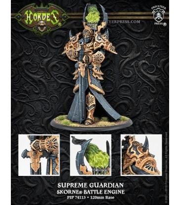 Supreme Guardian