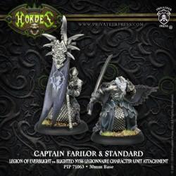 Captain Farilor & Standard