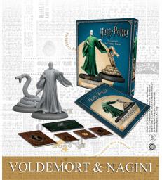 Lord Voldemort et Nagini