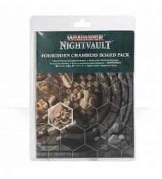 Warhammer Nightvault – Pack de plateau des Chambres Interdites