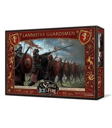 Le Trône de Fer : Gardes Lannister