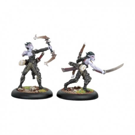 Blighted Nyss Archer grunts