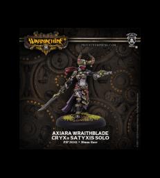 Axiara Wraithblade