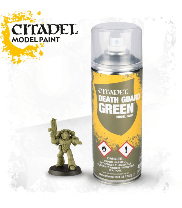 AEROSOL DEATH GUARD GREEN