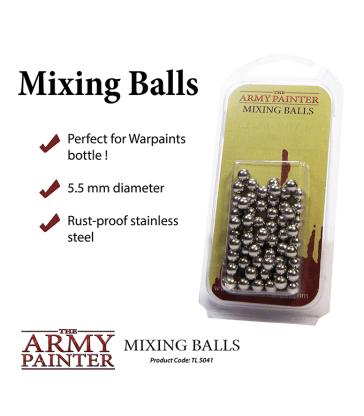 Mixing Balls ( Billes de mélange) X100