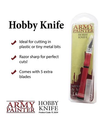Hobby Knife (Couteaux de précision)