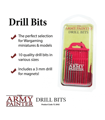Drill Bits (forets)