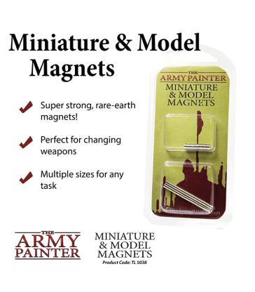 Miniature & Model Magnets (Aimants miniatures )
