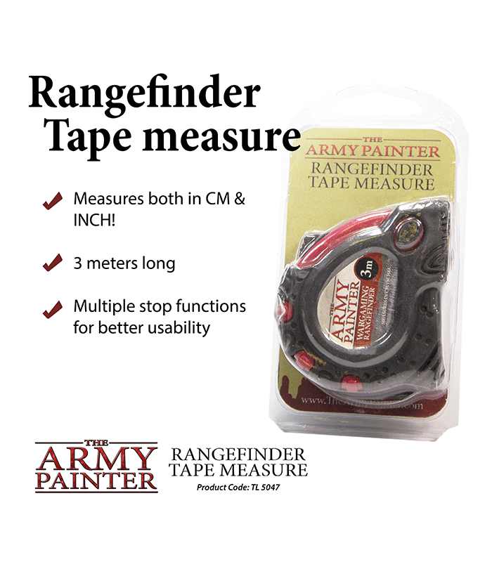 Tape Measure Rangefinder (Mètre à ruban)