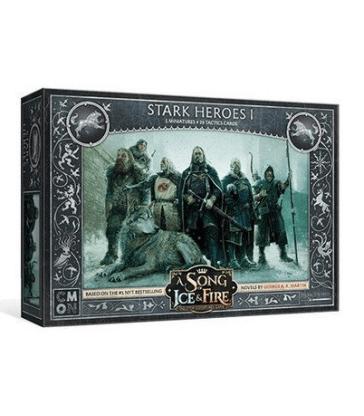 Le Trône de Fer : Héros Stark I