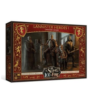 Le Trône de Fer : Héros Lannister I