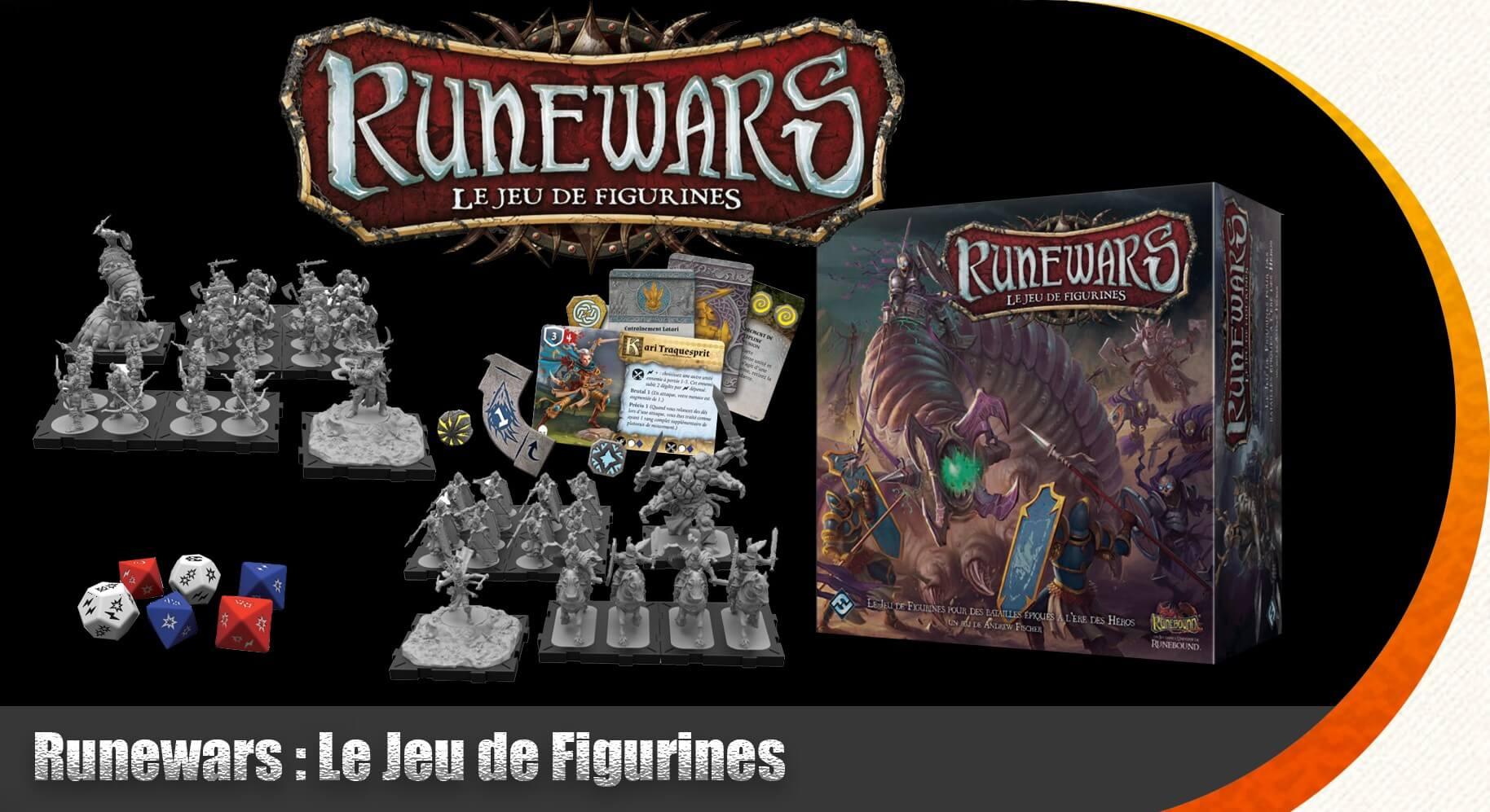 Runewars jeu de figurines